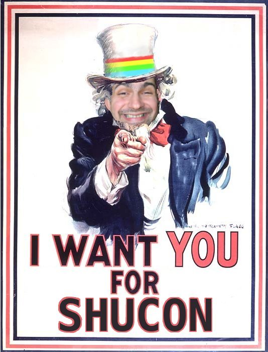 Real Uncle Hollis want you for Shucon