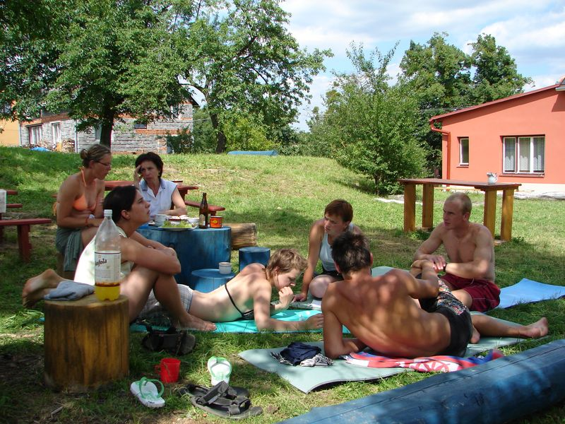 vedení tábora