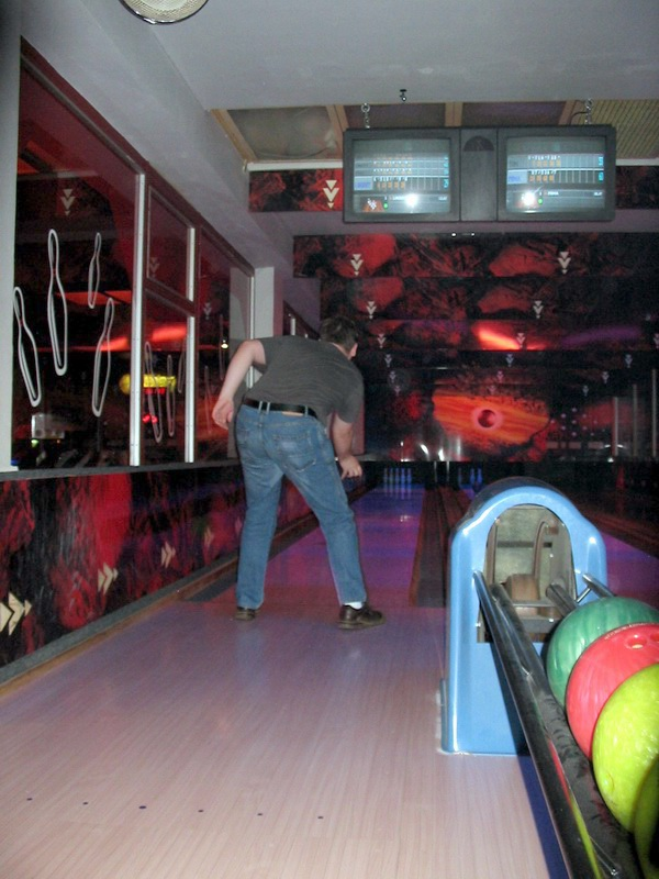 Another bowling style
