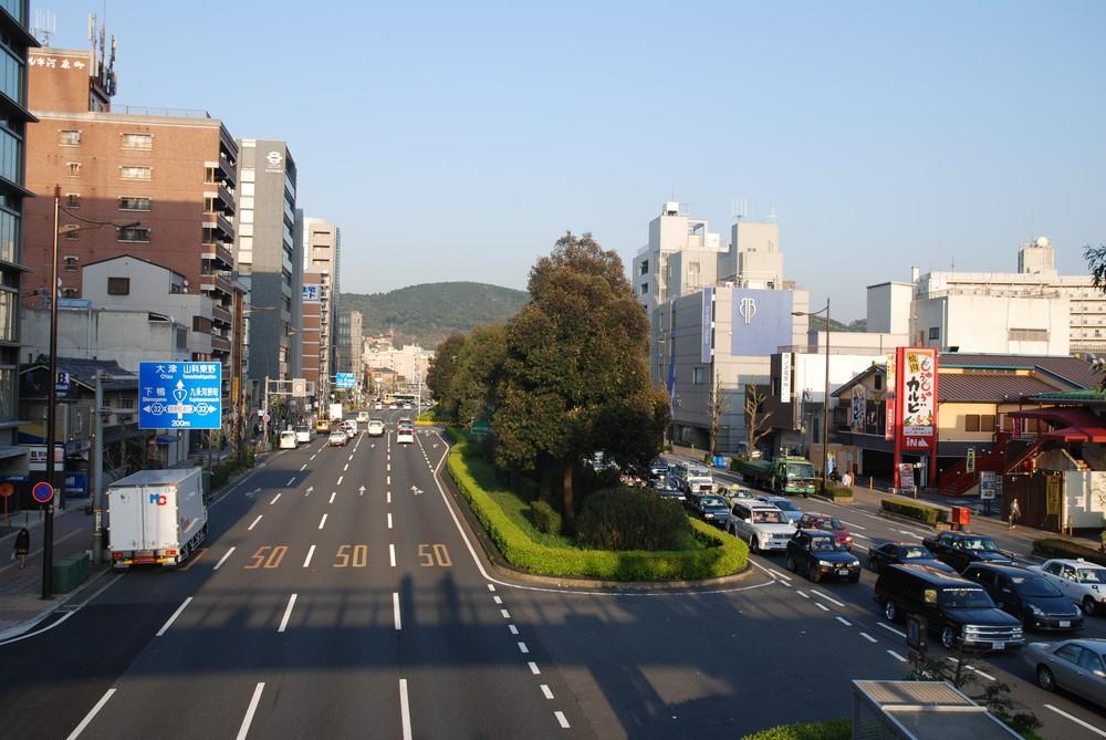Imadegawa - dori