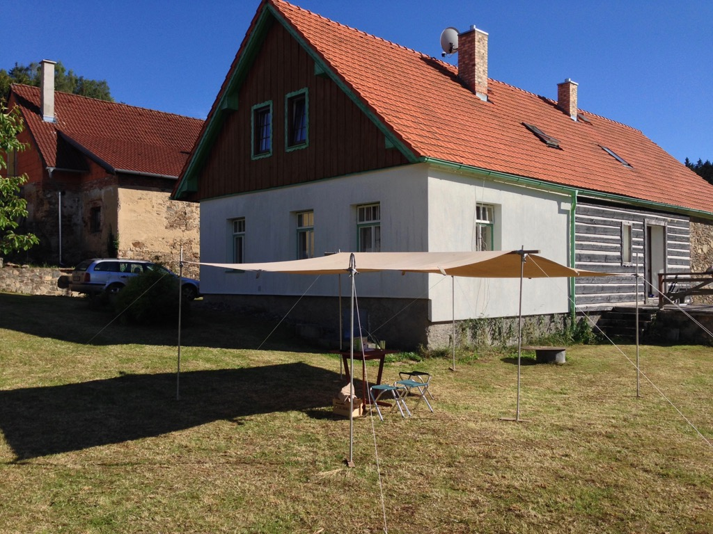 Picture of ZX Šumava house 2016