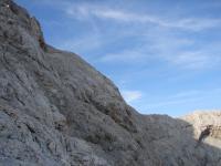 hrebenovka na Triglav