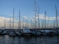 plachetnice ve starem pristavu