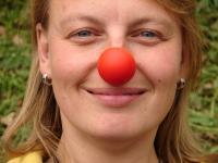 klaunský nos