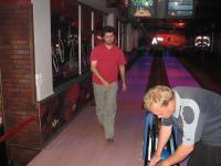 JSH and bowling