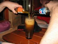 """Sugar bomb"" drink (Mirinda & Pepsi)"