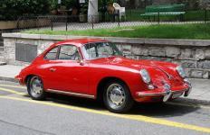 staré Porsche