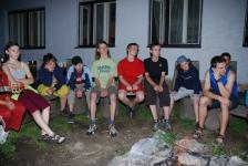 u táboráku