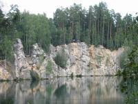 Adrspach jezero
