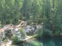 Pohadkove jezero Adrspach