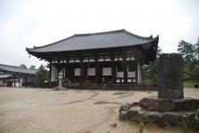 jeden z chrámů v Naře