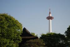 staré i nové v Kjótu