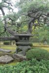 kamenná lucerna