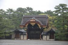 vstupní brána do starého císař. paláce