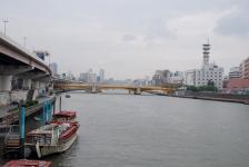 bájná řeka Sumida