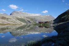 hotýlek u jezera