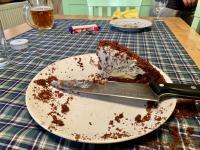 Cake on ZX Šumava