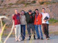 Freddy's con crew